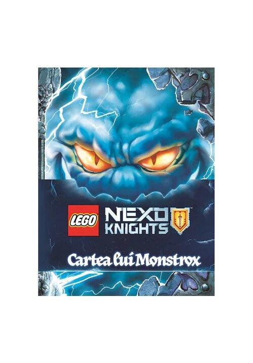Lego Nexo Knights. Cartea lui Monstrox