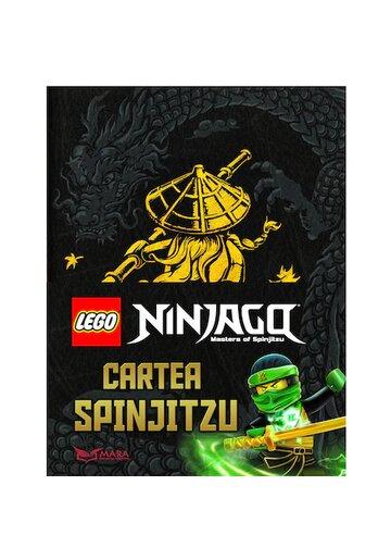 LEGO NINJAGO - Cartea Spinjitzu