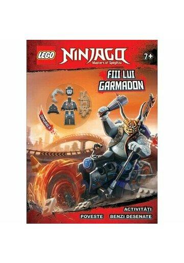 Lego Ninjago: Fiii lui Garmadon