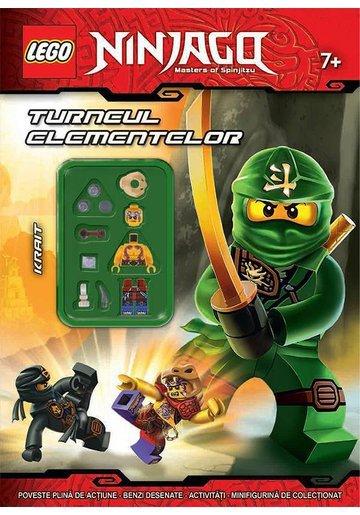 LEGO NINJAGO - Turneul elementelor
