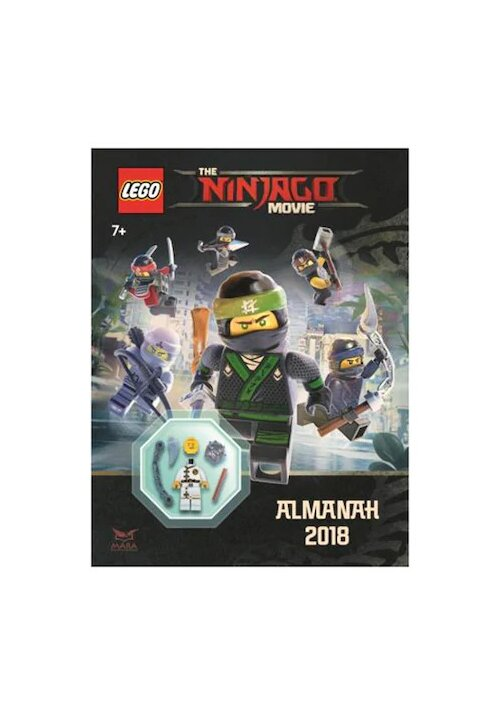 LEGO The Ninjago Movie - Almanah 2018