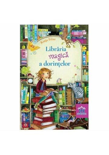 Libraria magica a dorintelor