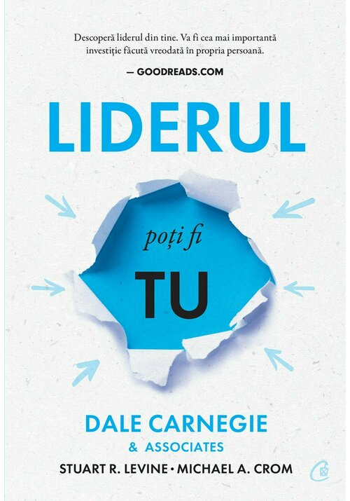 LIDERUL POTI FI TU imagine librex.ro 2021