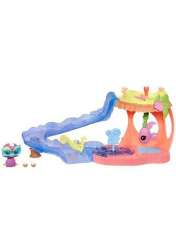 LittlestPetShop Set Animale Plimbarete
