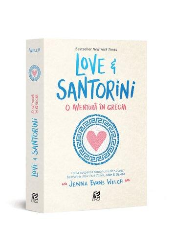 Love&Santorini. O aventura in Grecia