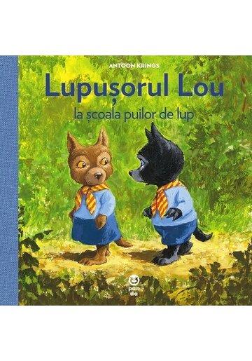 Lupusorul Lou la scoala puilor de lup