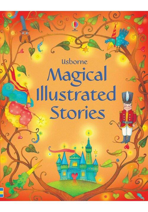 Magical Illustrated Stories imagine librex.ro 2021