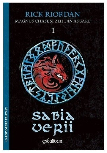 Magnus Chase. Vol. I - Sabia Verii