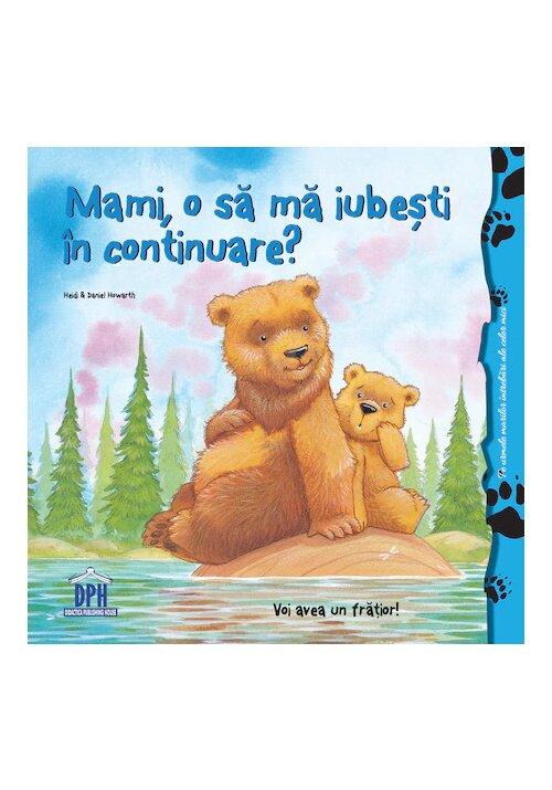 Mami, o sa ma iubesti in continuare? imagine librex.ro 2021
