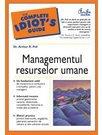 MANAGEMENTUL RESURSELOR UMANE ED. A II A
