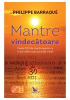 Mantre vindecatoare. Carte + CD