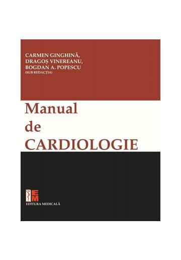 Manual de cardiologie