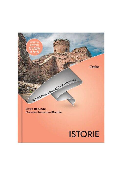 Manual pentru clasa a V-a - Istorie