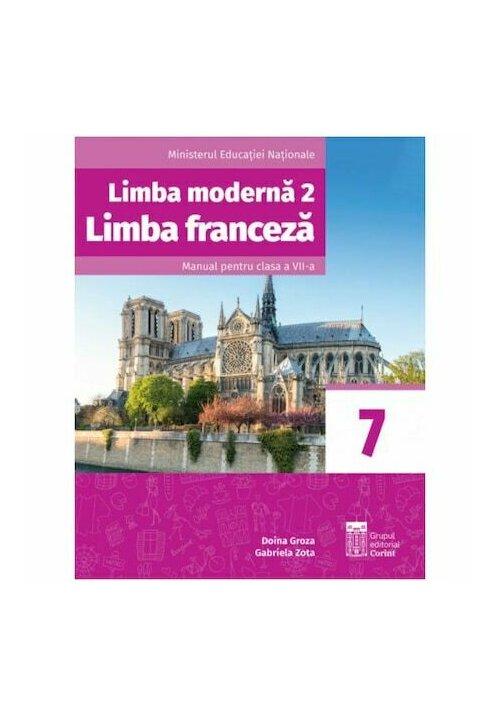 Manual pentru clasa a VII-a - Limba franceza L2