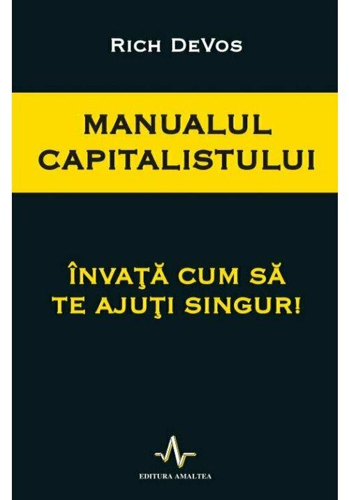 Manualul Capitalistului - Invata cum sa te ajuti singur imagine librex.ro 2021