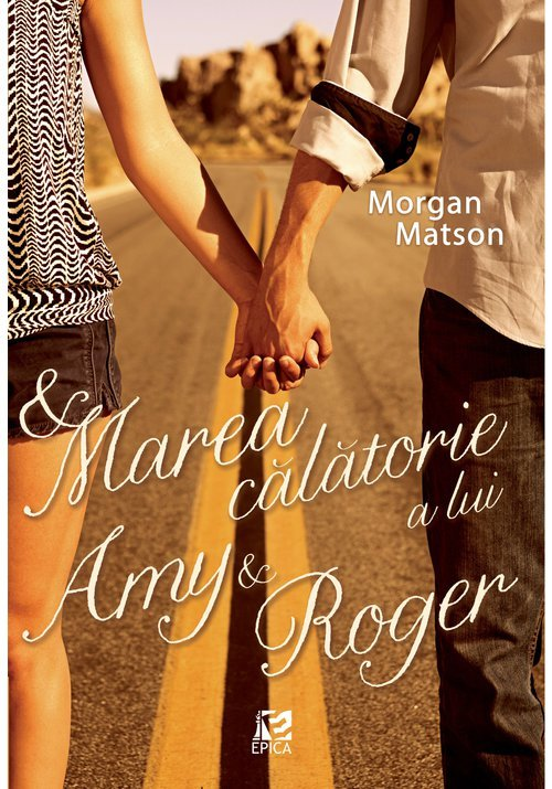 Marea calatorie a lui Amy si Roger imagine librex.ro 2021