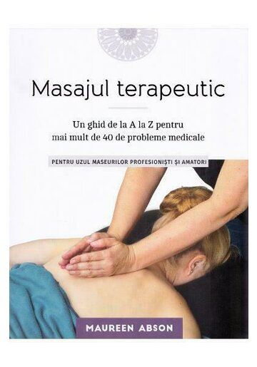 Masajul terapeutic