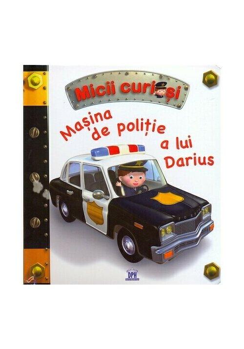 Masina de politie a lui Darius imagine librex.ro 2021