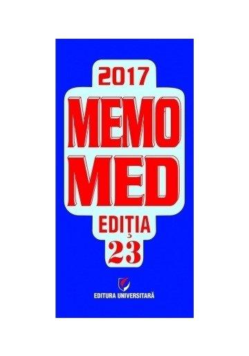 MEMOMED 2017