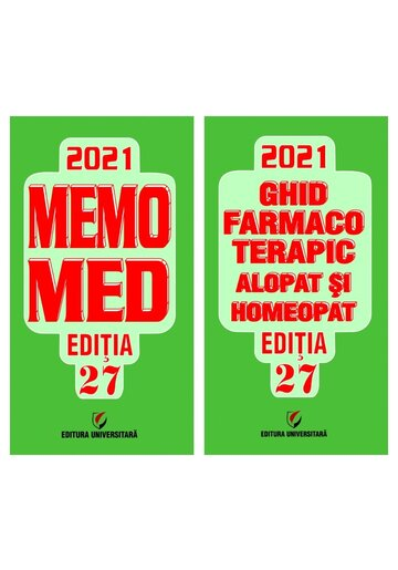 MEMOMED 2021. Set 2 volume