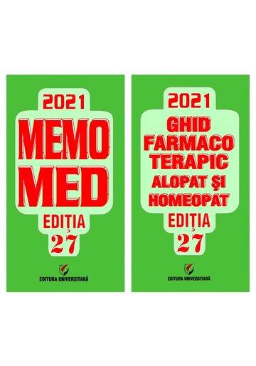 MEMOMED 2021. Set 2 volume