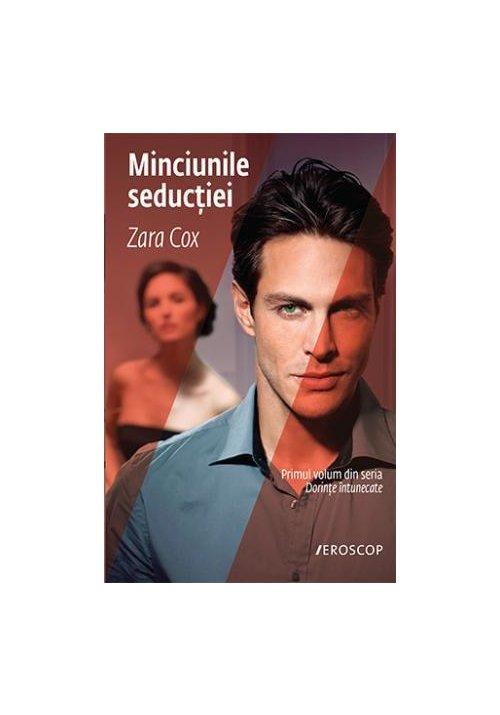 Minciunile seducției. Seria Dorinte intunecate Vol. 1 imagine librex.ro 2021
