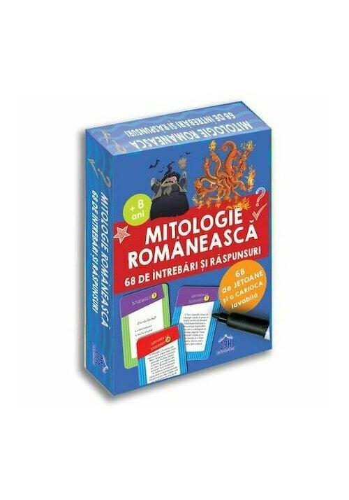 Mitologie romaneasca: 68 de intrebari si raspunsuri