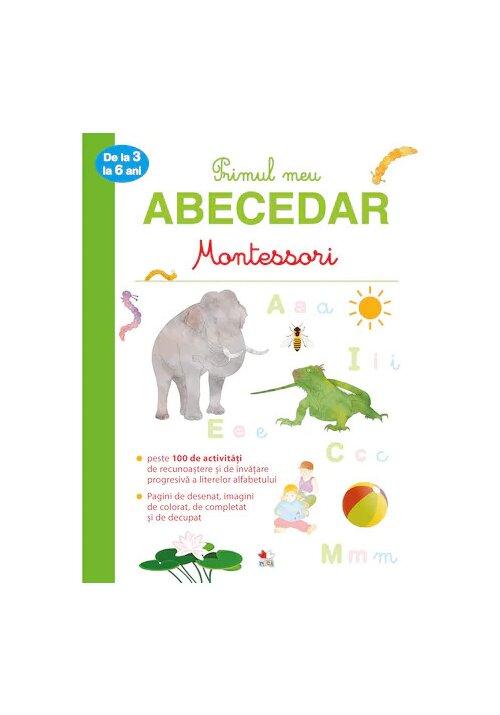 Montessori. Primul meu abecedar (3-6 ani)