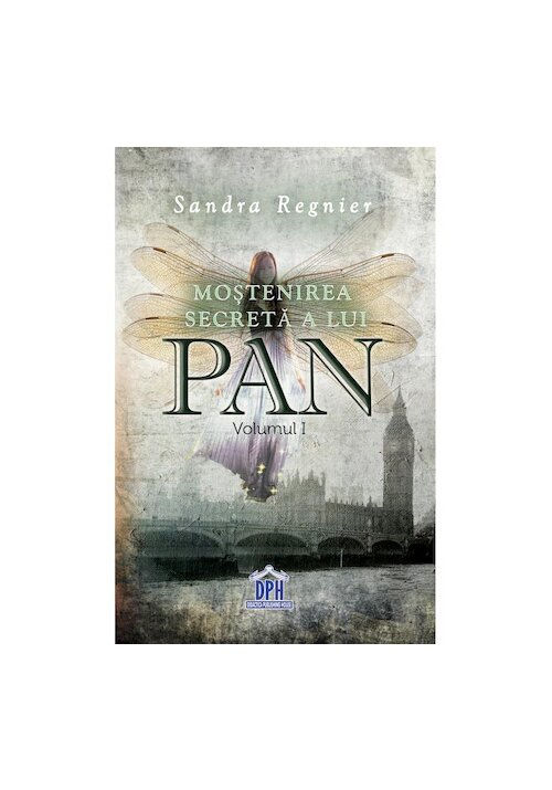 Mostenirea secreta a lui Pan - Vol. 1 imagine librex.ro 2021