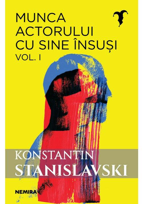 Munca actorului cu sine insusi, vol. 1 imagine librex.ro 2021