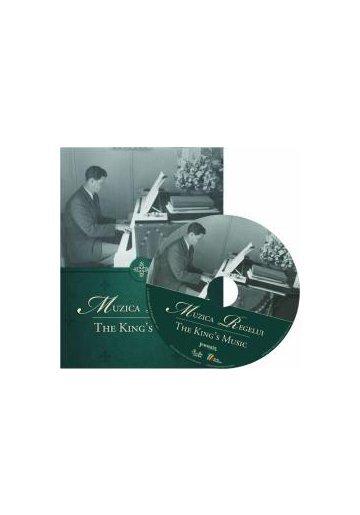 MUZICA REGELUI (CARTE+CD)