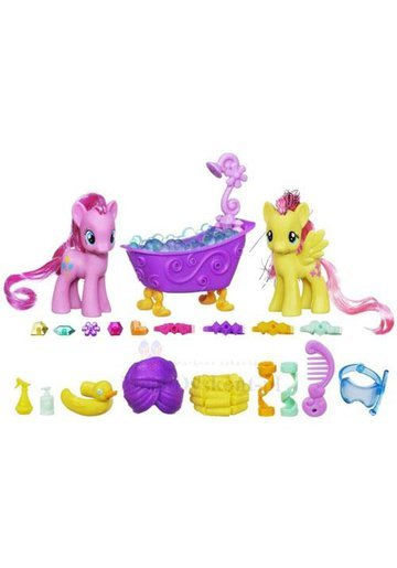 My Little Pony Pinkie Pie and Fluttershy