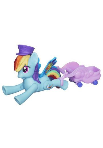 My Little Pony - Rainbow Dash Zoom and Go Party