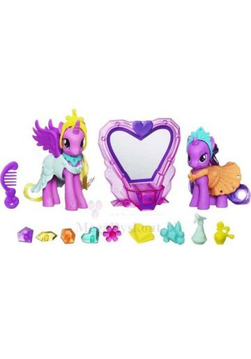 My Little Pony Twilight Sparkle and Princess Cadance