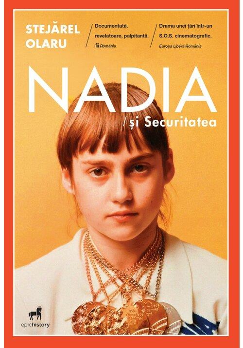 Nadia si securitatea imagine librex.ro 2021