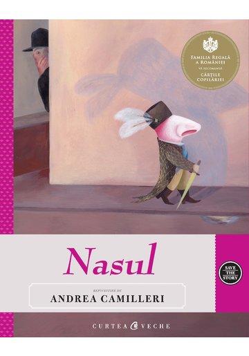 Nasul. Repovestire de Andrea Camilleri