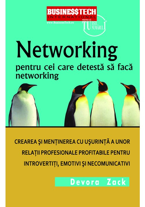 Networking pentru cei care detesta sa faca networking imagine librex.ro 2021