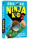 Ninja Kid 2. Un ninja zburator