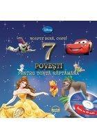 Noapte buna, copii! 7 povesti pentru toata saptamana (carte+CD)