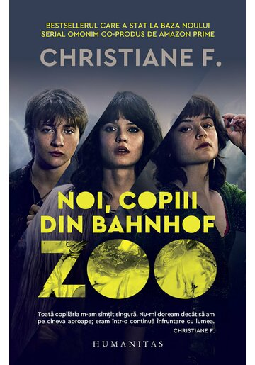 Noi, copiii din Bahnhof Zoo