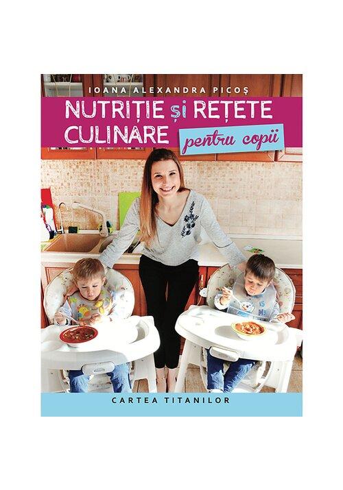 Nutritie si retete culinare pentru copii imagine librex.ro 2021