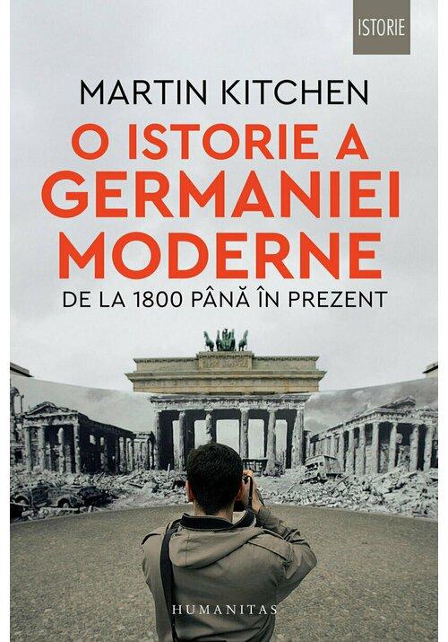 O istorie a Germaniei moderne de la 1800 pana in prezent