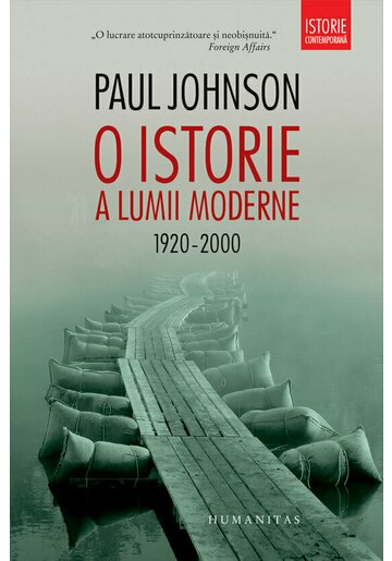 O istorie a lumii moderne 1920–2000
