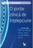 O portie zilnica de intelepciune (2 volume)
