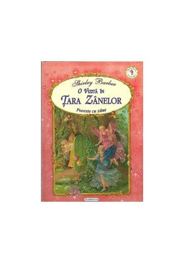 O vizita in tara Zanelor - poveste cu zane