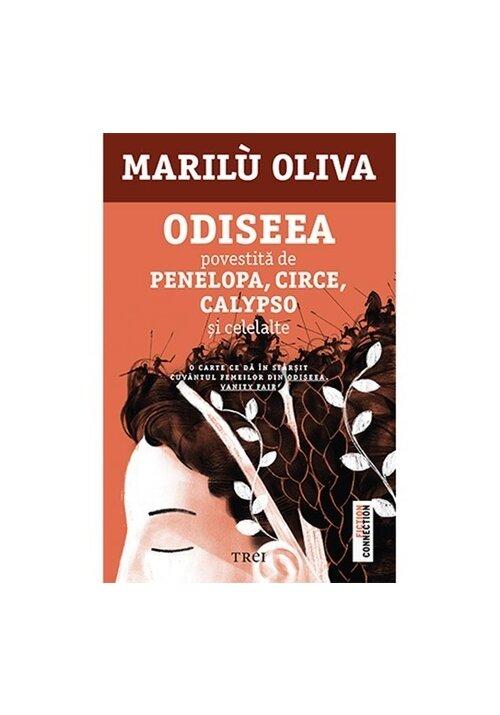 Odiseea povestita de Penelopa, Circe, Calypso si celelalte imagine