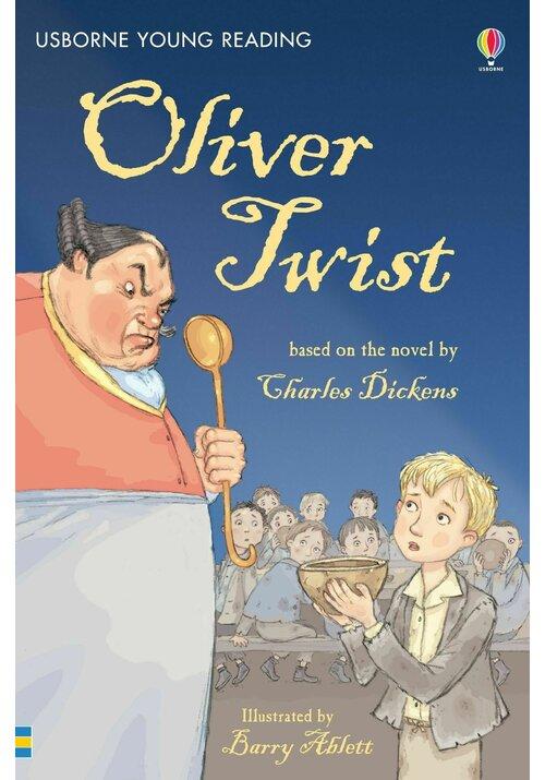 Oliver Twist imagine librex.ro 2021