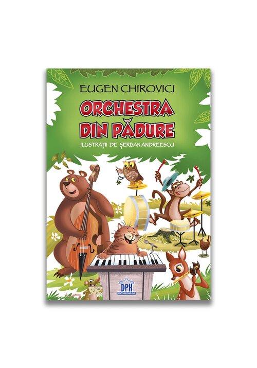 Orchestra din padure imagine librex.ro 2021