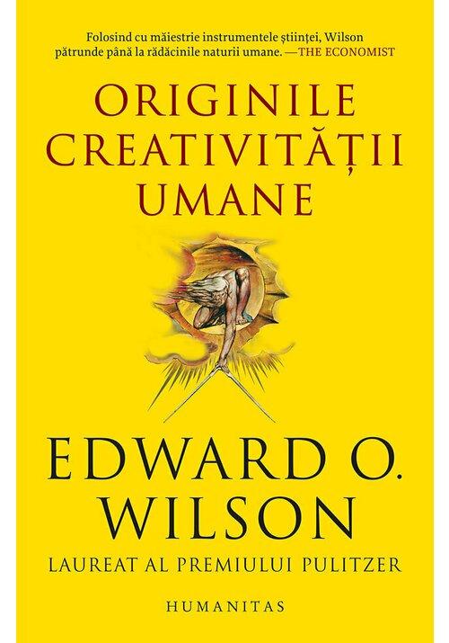 Originile creativitatii umane imagine librex.ro 2021