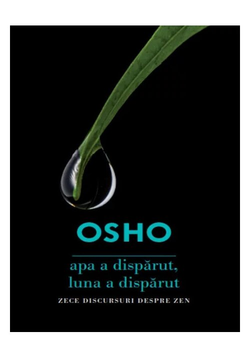 Osho. Apa a disparut, luna a disparut. Zece discursuri despre ZEN imagine librex.ro 2021